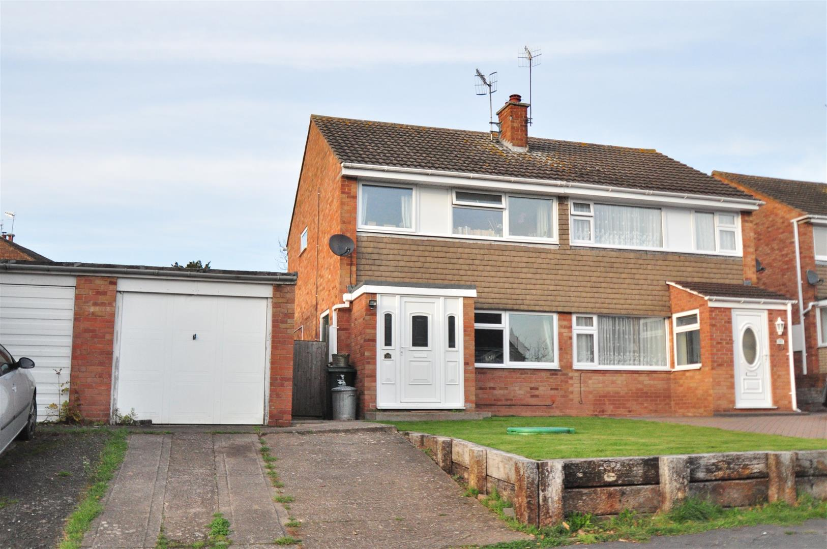 3 Bedrooms Semi Detached House for sale in Orchard Way, Bransford, Worcester